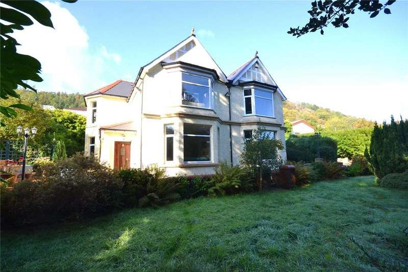 5 Bedrooms Detached House for sale in Llwynypia Road, Tonypandy, Rhondda Cynon Taff, CF40