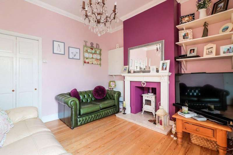 3 Bedrooms Terraced House for sale in Dudley Road, Grantham, NG31