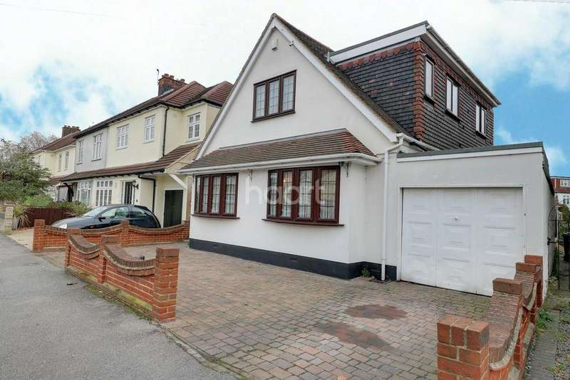 4 Bedrooms Bungalow for sale in Blacksmiths Lane, Rainham, RM13