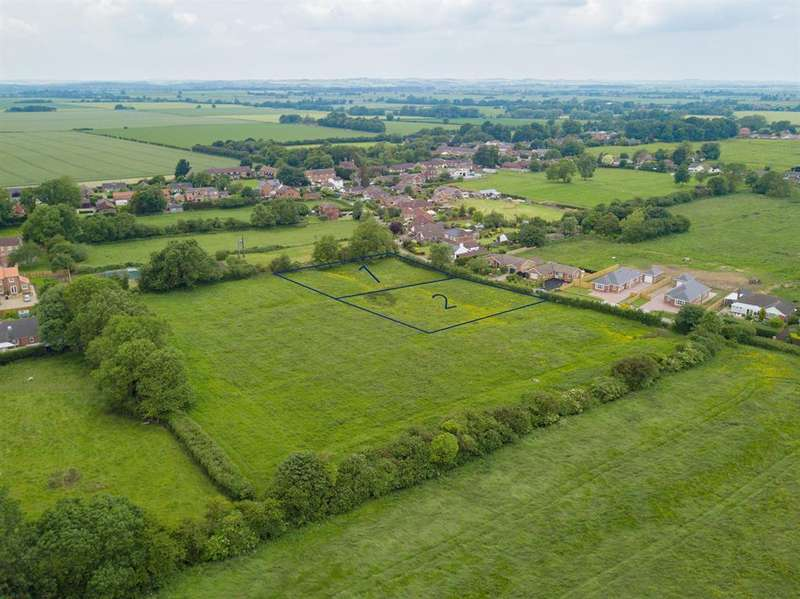 1 Bedroom Plot Commercial for sale in Off Eastfield Lane, Grimoldby