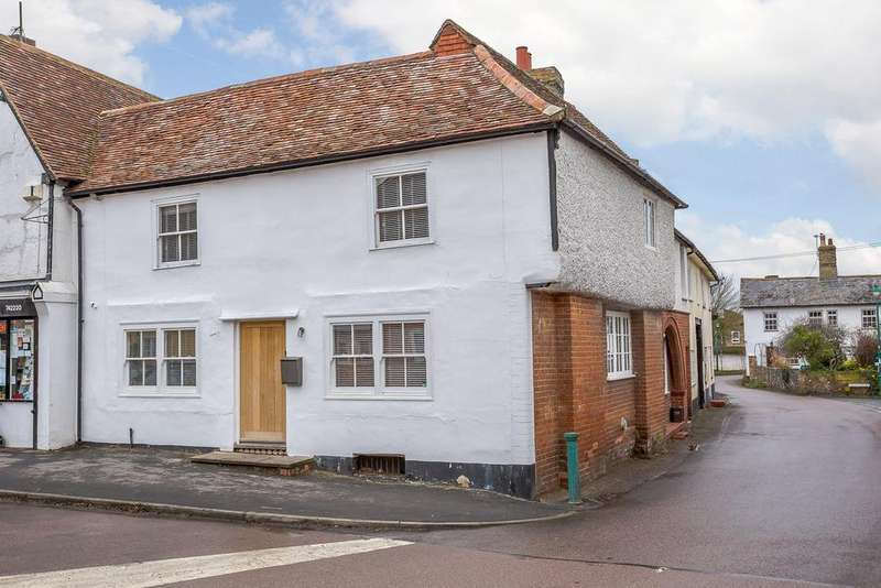 4 Bedrooms End Of Terrace House for sale in High Street, Ashwell, Baldock, SG7