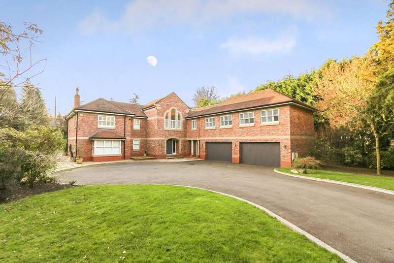 5 Bedrooms Detached House for sale in Underwood Road, Alderley Edge, SK9