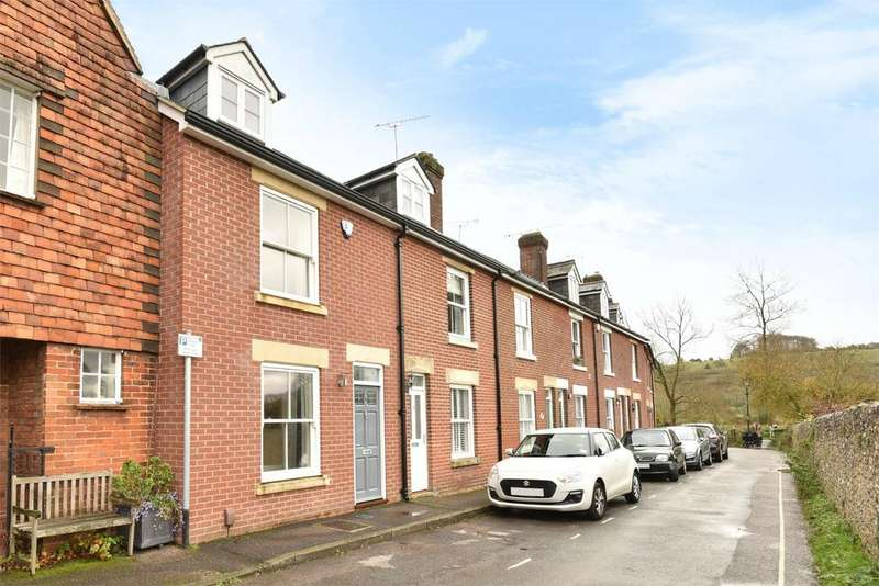 3 Bedrooms Terraced House for sale in Cripstead Lane, St Cross, Winchester, Hampshire, SO23