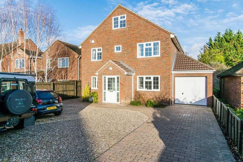 6 Bedrooms Detached House for sale in Coldhams Lane, Cambridge