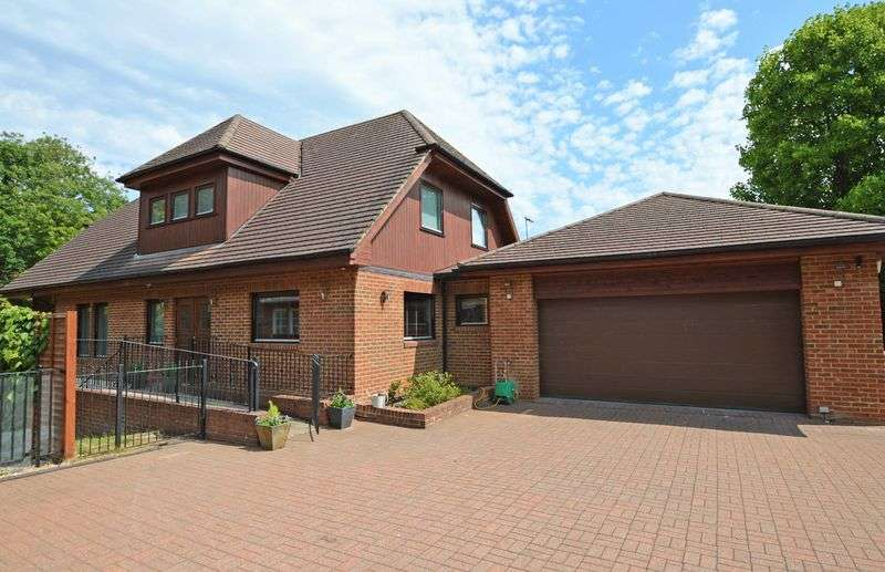 Property for sale in Frith End, Bordon
