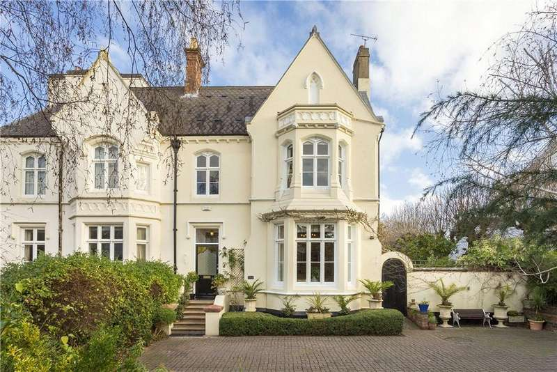 5 Bedrooms Town House for sale in Kenilworth Road, Leamington Spa, Warwickshire, CV32