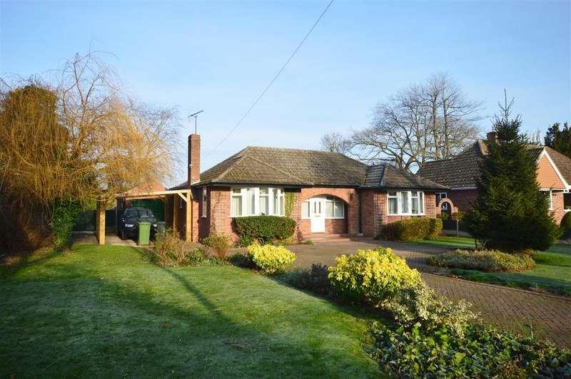 2 Bedrooms Detached Bungalow for sale in Newlands Drive, Leominster