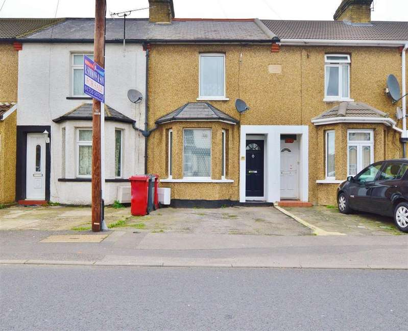 3 Bedrooms Terraced House for sale in Belgrave Road, Slough