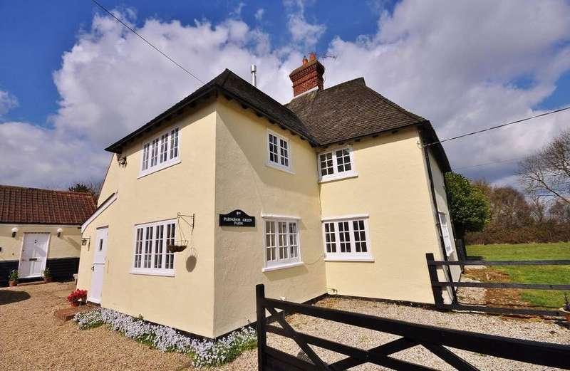 4 Bedrooms Link Detached House for sale in Pledgdon Green, Henham, Bishop's Stortford, CM22