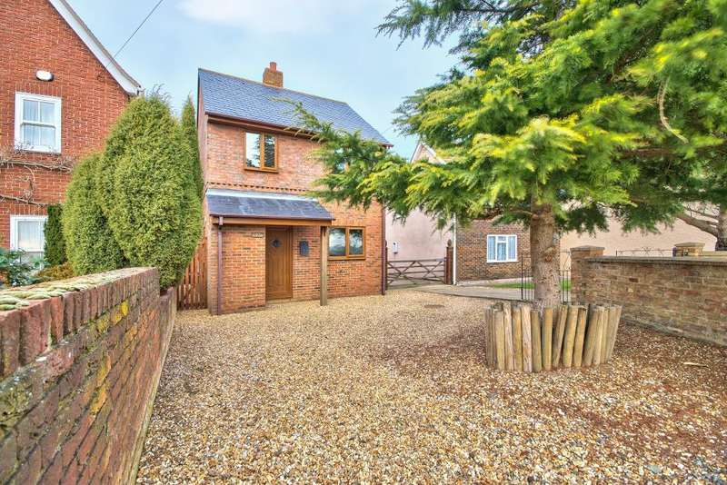2 Bedrooms Detached House for sale in Cotton End Road, Wilstead, MK45 3DT