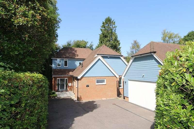 5 Bedrooms Detached House for sale in Forest Road, Tunbridge Wells, Kent