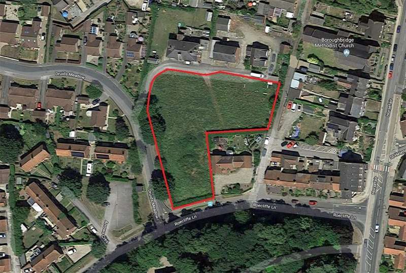 Plot Commercial for sale in Residential Development Site, Roecliffe Lane, Boroughbridge, North Yorkshire, YO51