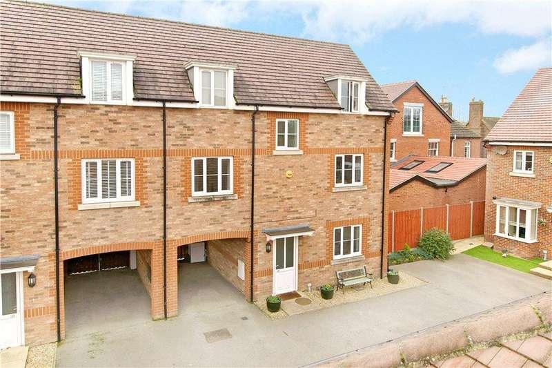 4 Bedrooms Semi Detached House for sale in Manor Avenue, Hockliffe, Leighton Buzzard, Bedfordshire