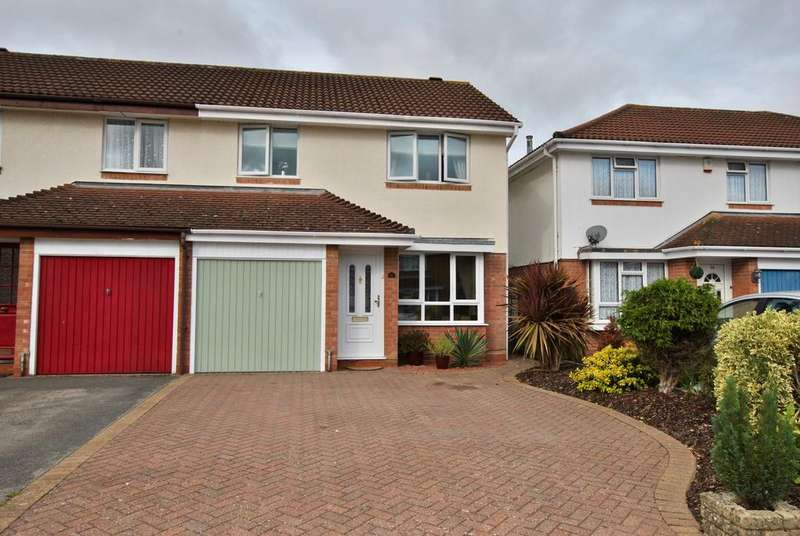 3 Bedrooms Semi Detached House for sale in Victor Way, Woodley, Wokingham, Reading, RG5 4UZ