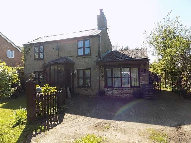 3 Bedrooms Cottage House for sale in Primrose Hill, Doddington, March