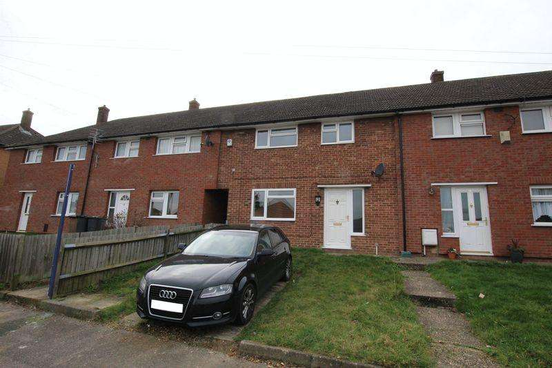 3 Bedrooms Terraced House for sale in Locarno Avenue, Luton