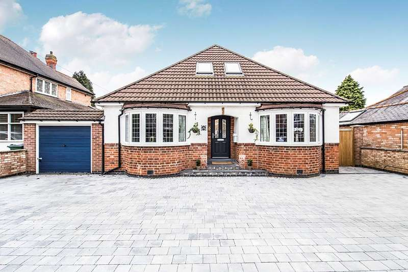 4 Bedrooms Detached House for sale in The Avenue, Blaby, Leicester, LE8