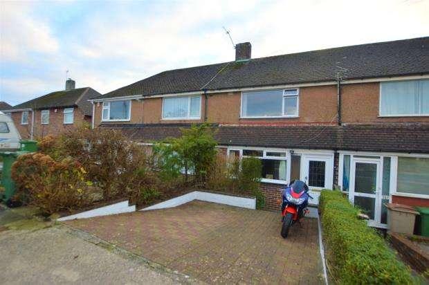 2 Bedrooms Terraced House for sale in Vicarage Gardens, Plymouth, Devon