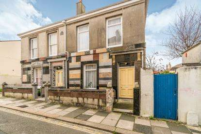5 Bedrooms Semi Detached House for sale in North Road West, Plymouth, Devon
