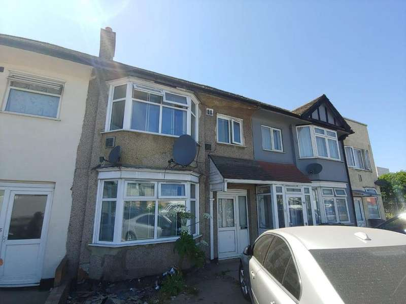 3 Bedrooms Terraced House for sale in River Road Barking Essex IG11 0EY