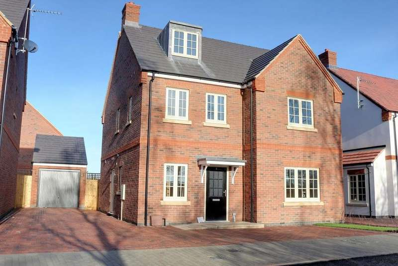 5 Bedrooms Detached House for sale in Olney