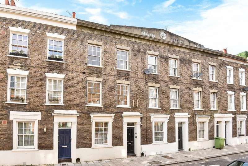 4 Bedrooms Mews House for sale in Hayles Street, Kennington