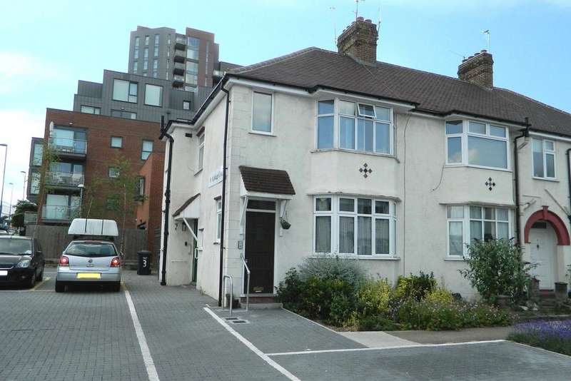 1 Bedroom Maisonette Flat for sale in St Alphage Court, London NW9