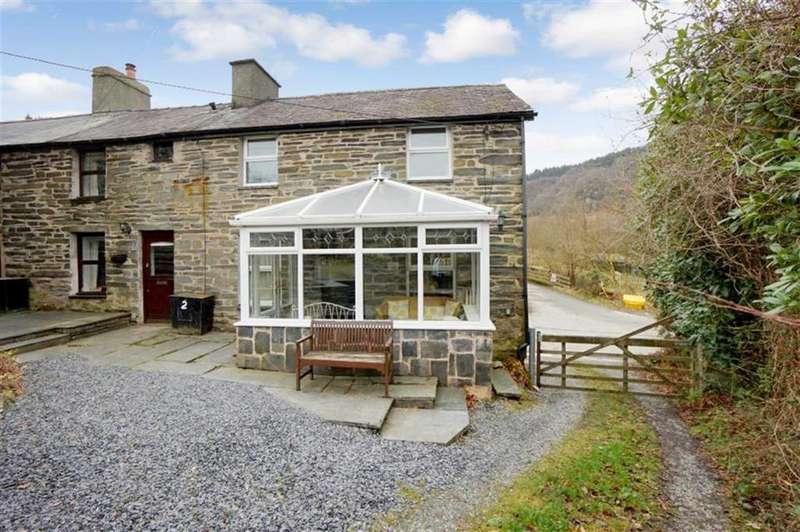 3 Bedrooms Terraced House for sale in Bron Elan, Dolwyddelan, Betws Y Coed