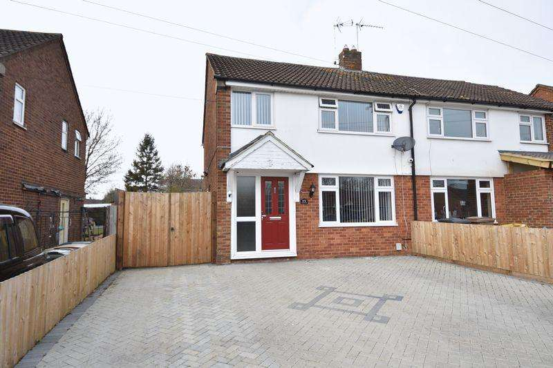 3 Bedrooms Semi Detached House for sale in Icknield Way, Luton