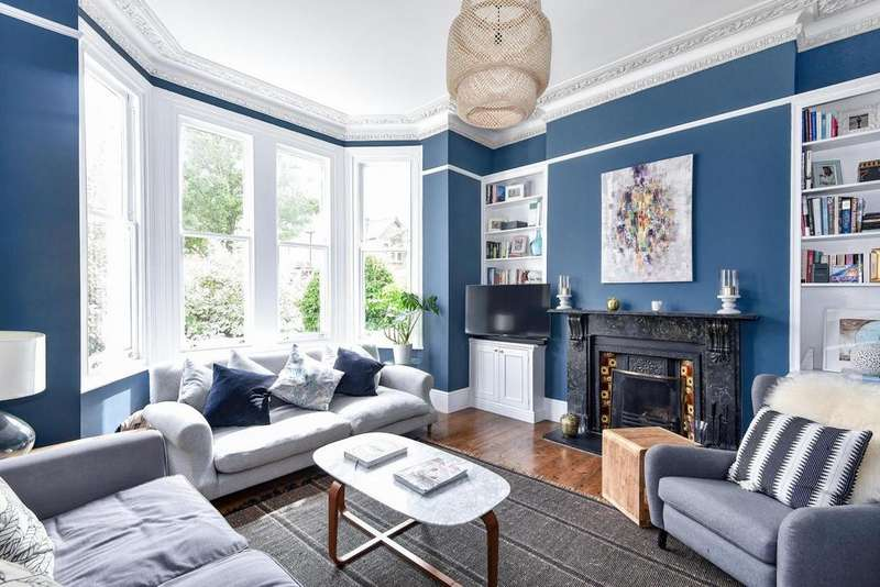 2 Bedrooms Flat for sale in Rosendale Road, West Dulwich