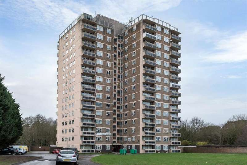 2 Bedrooms Flat for sale in Jarvis House, Ashby Avenue, LN6