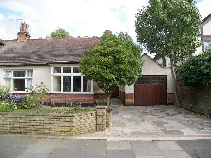 2 Bedrooms Semi Detached Bungalow for sale in Brandville Gardens, Barkingside