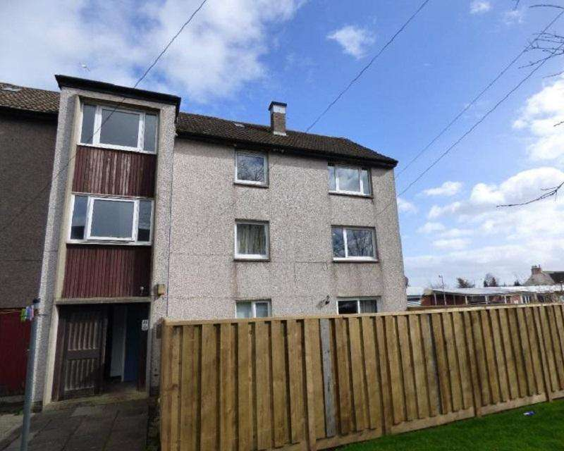 2 Bedrooms Flat for sale in Dumfries DG2