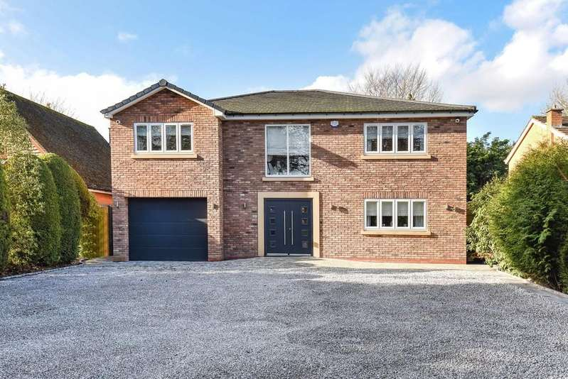 5 Bedrooms Detached House for sale in Station Road, Knowle
