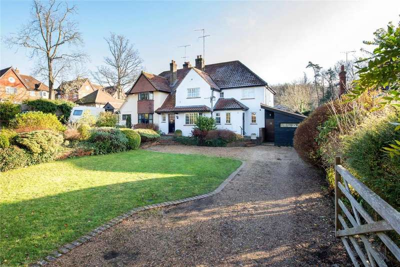 4 Bedrooms Semi Detached House for sale in St Paul's Road West, Dorking, Surrey, RH4