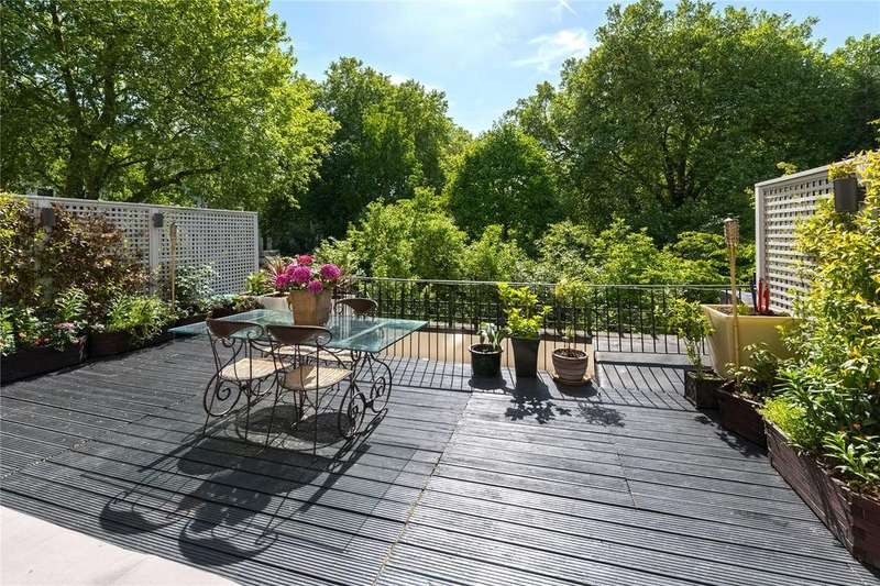 2 Bedrooms Flat for sale in Collingham Road, London, SW5