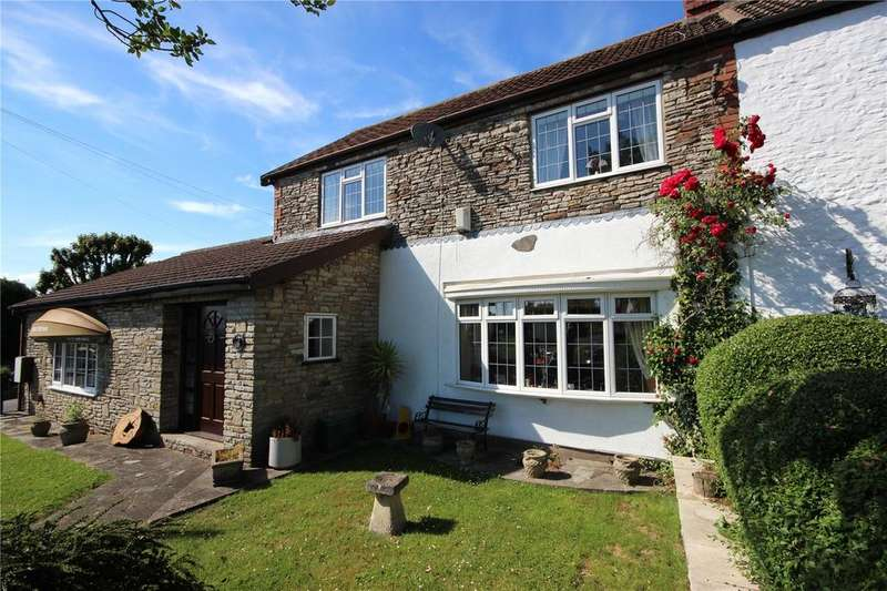 3 Bedrooms Semi Detached House for sale in North Road, Stoke Gifford, Bristol, BS34