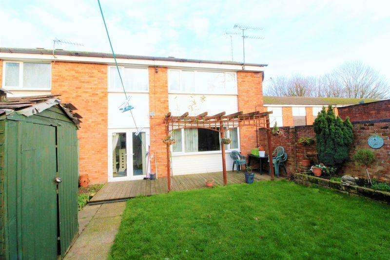 4 Bedrooms End Of Terrace House for sale in Large Family Home in Houghton Regis, Brentwood Close