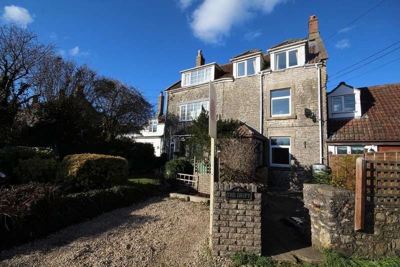 3 Bedrooms Terraced House for sale in Clutton Hill, Clutton, Bristol