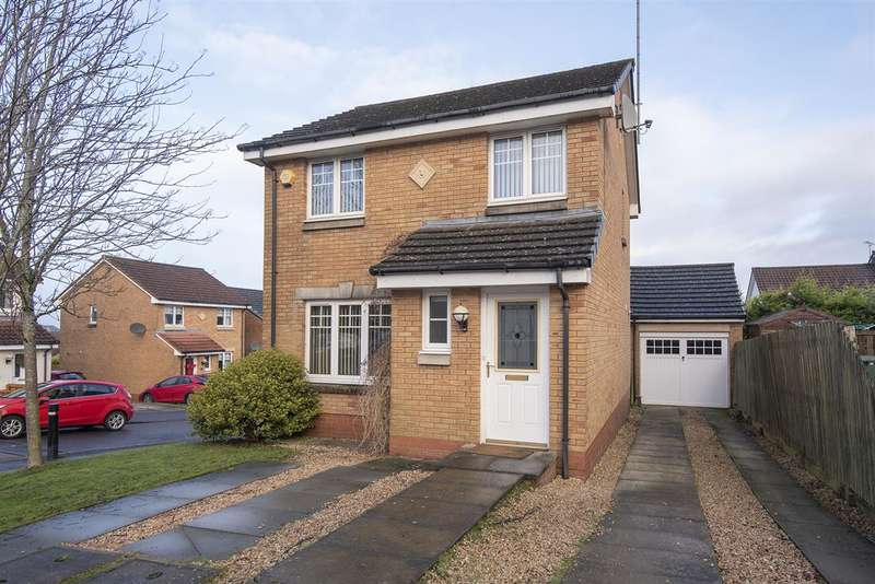 3 Bedrooms Detached House for sale in Greenacre Drive, Bonnybridge