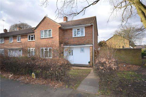 4 Bedrooms End Of Terrace House for sale in Mansfield Crescent, Bracknell, Berkshire