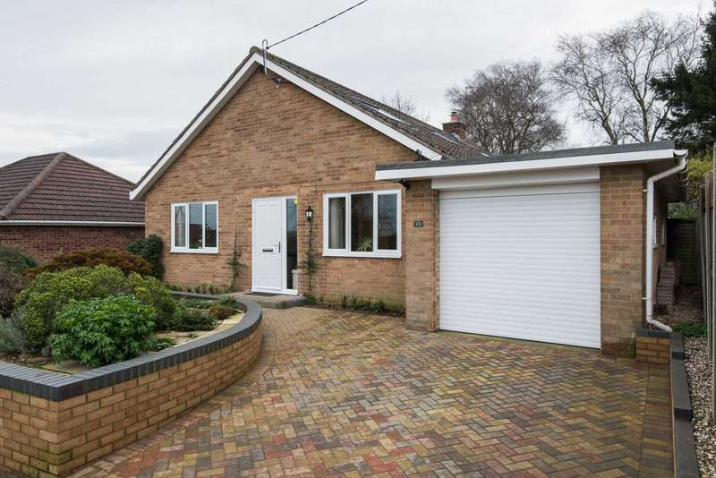 4 Bedrooms Detached House for sale in Ruskin Road, New Costessey