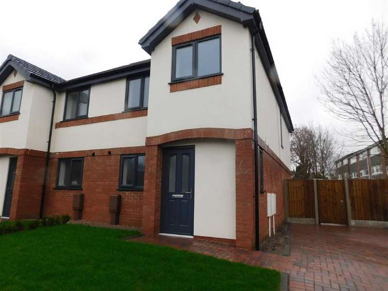 3 Bedrooms Semi Detached House for sale in Knowsley Road, Offerton, Stockport