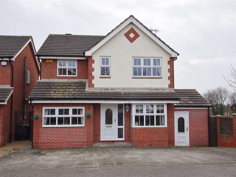 4 Bedrooms Detached House for sale in 7 Fitzwilliam Court, Rawmarsh, Rotherham, S62 6FF