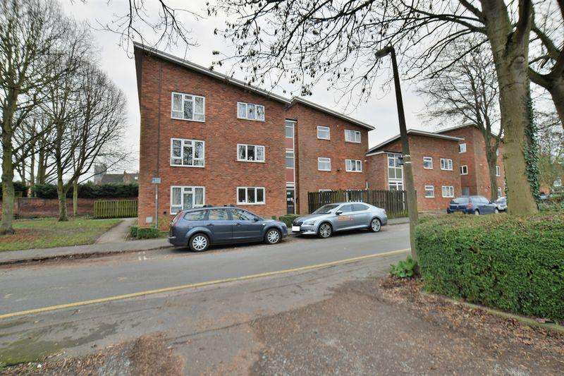 1 Bedroom Apartment Flat for sale in Williamson Street, Uphill, Lincoln
