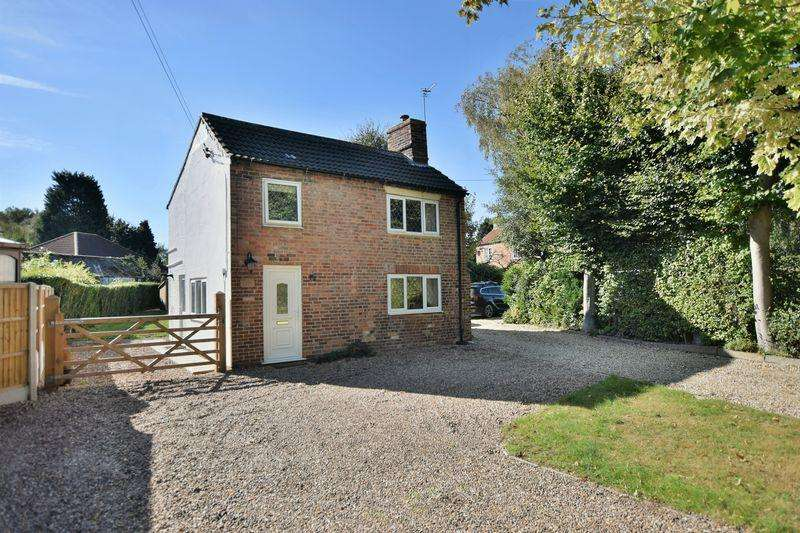 3 Bedrooms Detached House for sale in Main Road, Laughterton, Lincoln
