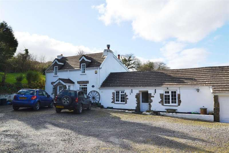 4 Bedrooms Detached House for sale in Pentlepoir, Kilgetty