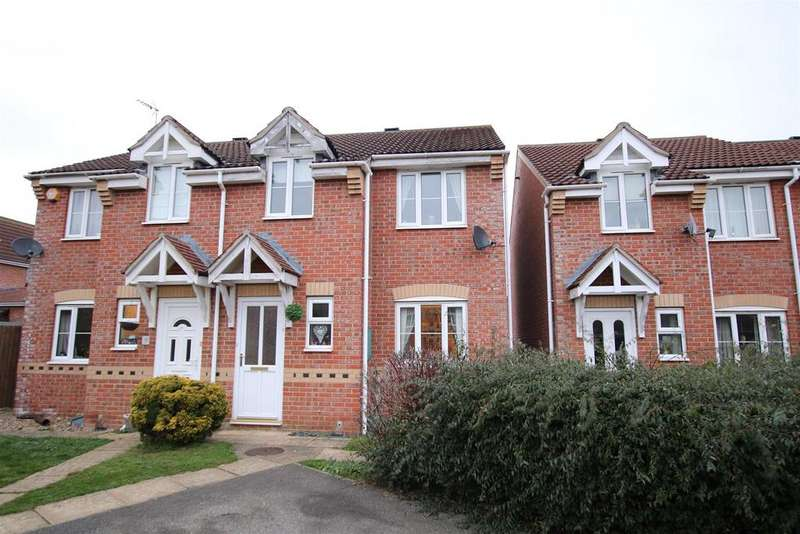 3 Bedrooms Semi Detached House for sale in Magnolia Road, Sleaford