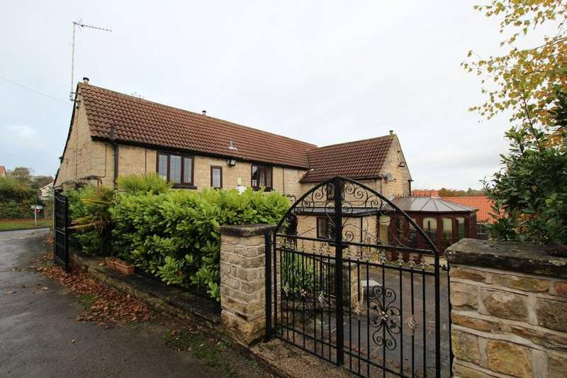 6 Bedrooms Cottage House for sale in Southfield Cottage, Bakestone Moor, Whitwell