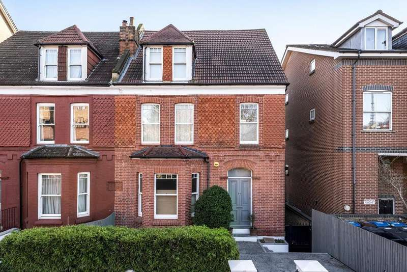 5 Bedrooms Semi Detached House for sale in Maberley Road, Crystal Palace